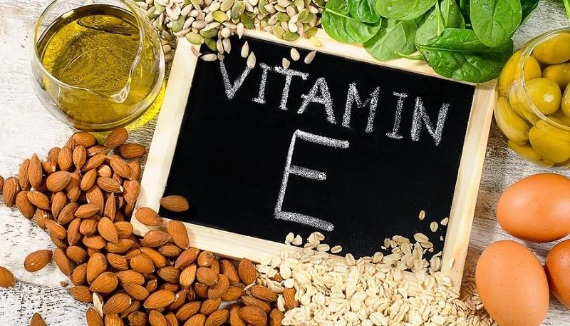 Витамин Е, где содержится