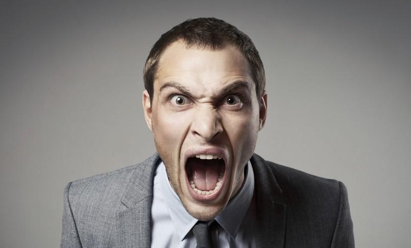 Раздражение и злость