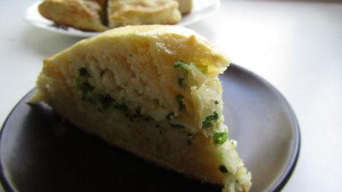 Пирог «Весенний» с луком и яйцами: рецепт с фото пошагово