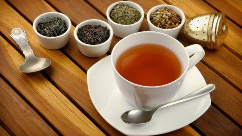 Чай перед сном уменьшает стресс и улучшает сон