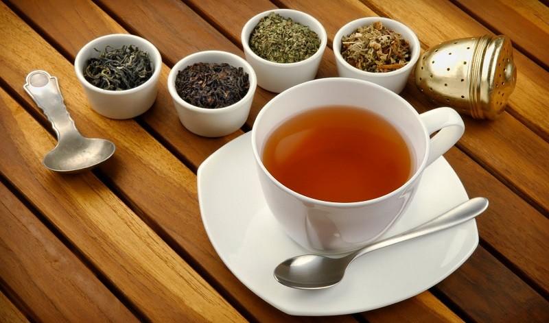 Чай полезен перед сном