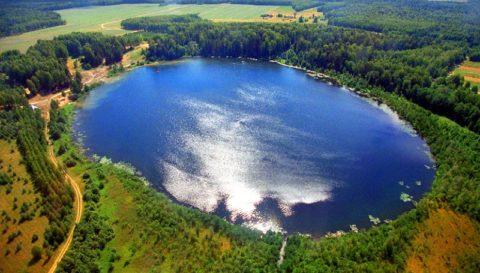 Озеро Светлояр — святое место в Нижегородской области