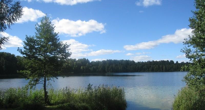 Озеро Светлояр - таинственное место силы