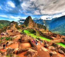 Мачу-Пикчу — древний город инков в Перу