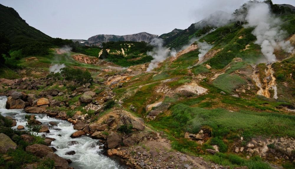 Фото долины