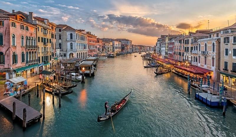 Венеция - самый дорогой город Италии