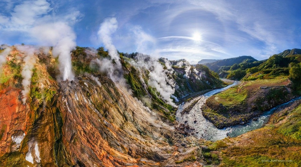 Долина гейзеров, Камчатка, фото