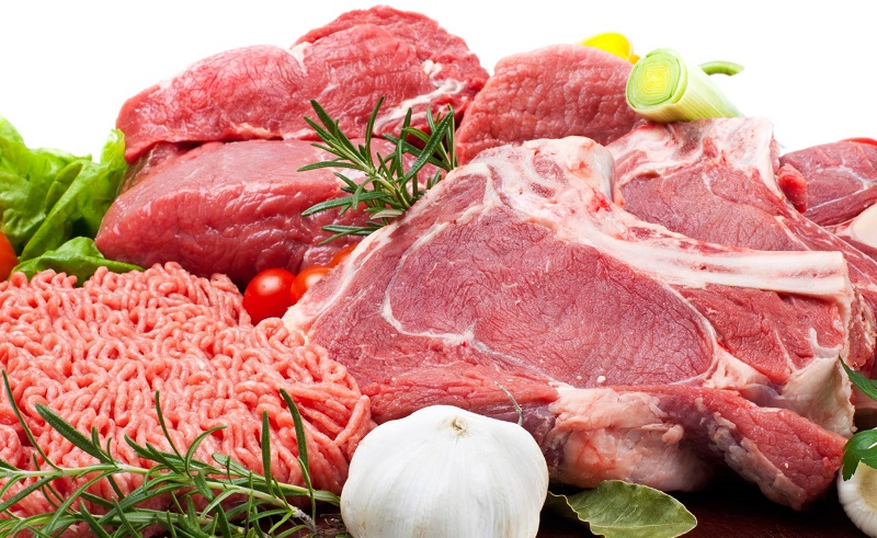 Мясо - продукт, который содержит коллаген