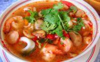 """Суп """"Том Ям"""" - классический рецепт и 9 вариаций"""