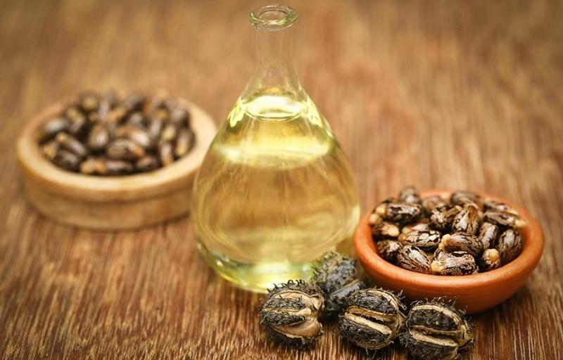 Касторовое масло для удаления папиллом