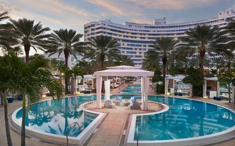 Fontainebleau в Майами