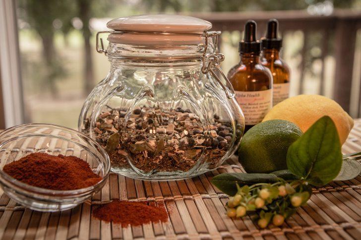 Терапия народными рецептами