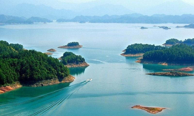 Озеро Тайху