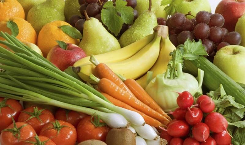 Продукты, где содержится витамин А