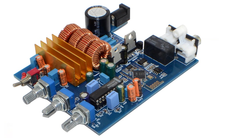 TPA3116 LM1036 (2.0)