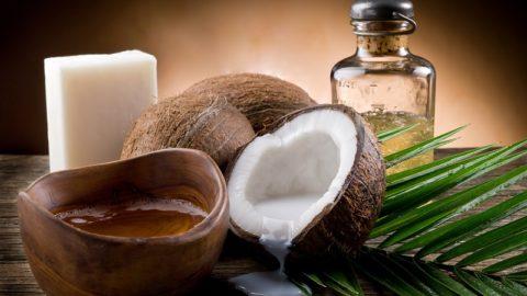 Кокосовое масло для волос: польза, как применять, маски для волос