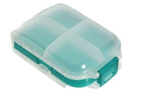 Таблетница: необходимая вещь или бесполезный органайзер