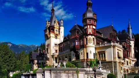 Замок Пелеш, Румыния: как добраться, описание и фото внутри и снаружи