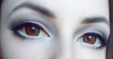 Как увеличить глаза с помощью макияжа: способы, советы и рекомендации