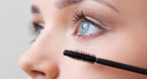 Ресницы: правильный уход и макияж, фото