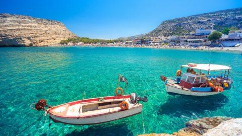 Греческие острова: все самые знаменитые острова