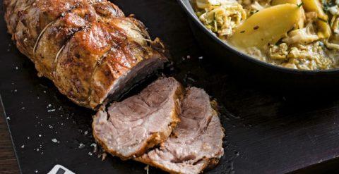 Свиная шейка запеченная в духовке — вкусные рецепты пошагово