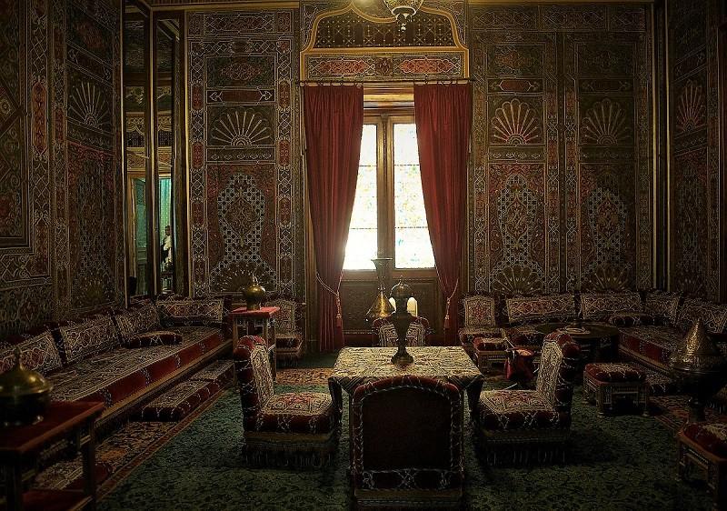 Замок Пелеш внутри, фото