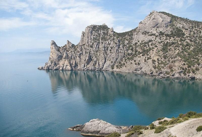 Гора Сокол, Крым, Новый Свет