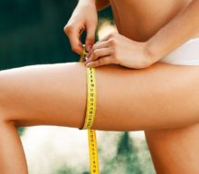 Как быстро похудеть в ляшках: диета, упражнения, массаж, косметология, кардиотренажеры