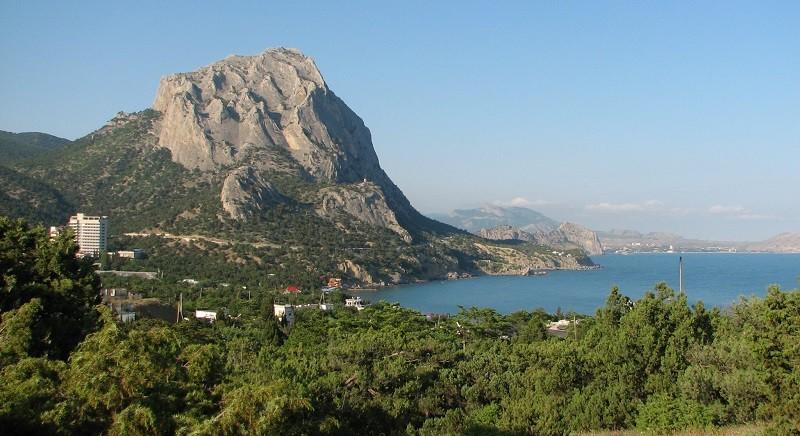Гора Сокол, фото
