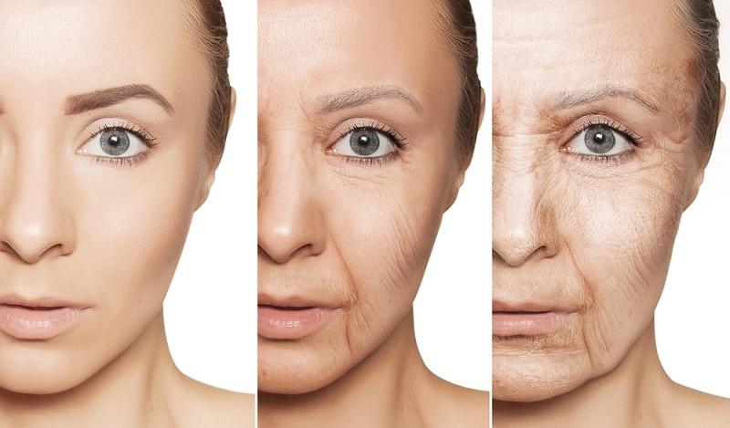 Употребление алкоголя и курение заметно усиливает внешнее старение