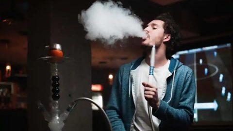 Курение кальяна плохо влияет на здоровье сердечно-сосудистой системы