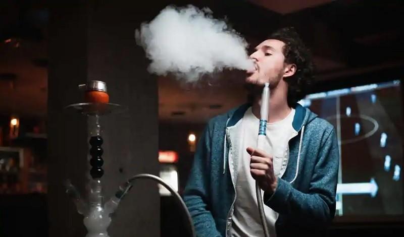 Курение кальяна вредно для здоровья