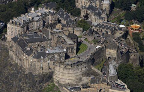 Эдинбургский замок: интересные факты