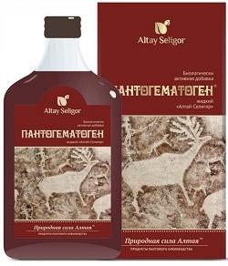 Пантогематоген алтайский