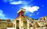 Крит  карта острова климат достопримечательности климат и отдых на крите