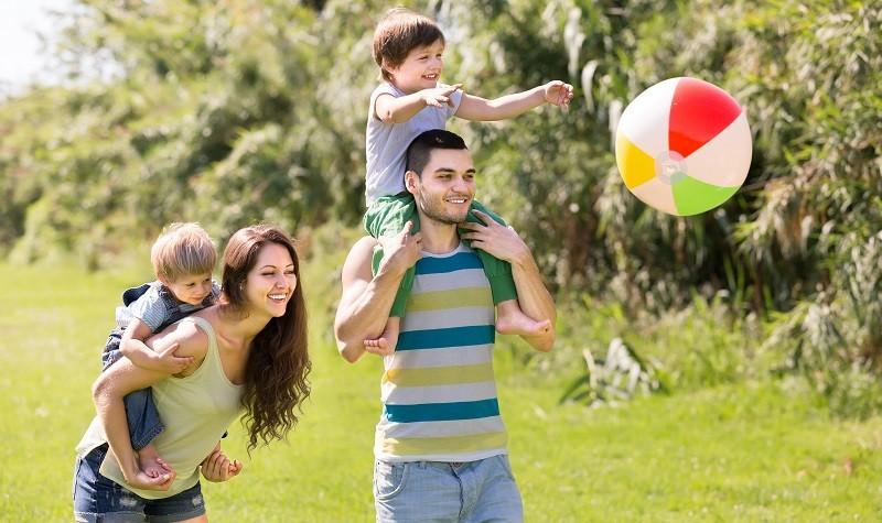 Как провести выходные с детьми