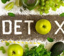 Детокс программа в домашних условиях — диеты, меню, рецепты, препараты