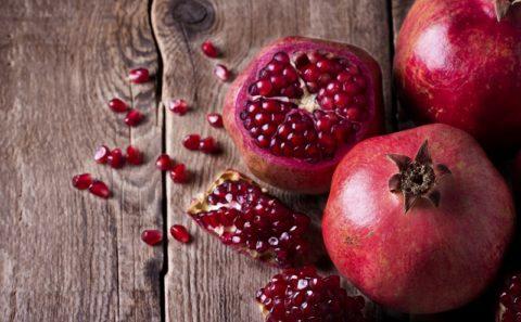 Сок граната может стать ключом к снижению уровня плохого холестерина