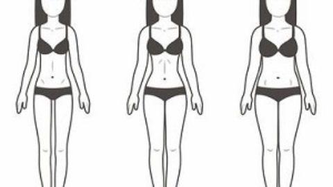 Тест: узнайте, какое у вас телосложение