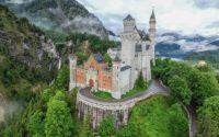 Замок Нойшванштайн в Баварии: фото внутри и снаружи, как добраться