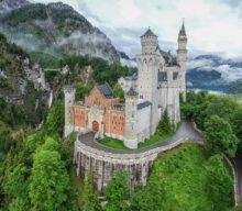 Замок Нойшванштайн в Германии: как добраться, фото внутри и снаружи
