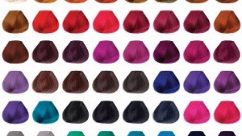 Тест: в какой цвет перекрасить волосы?