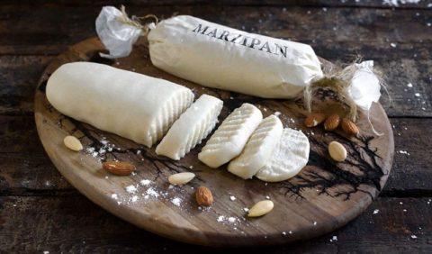 Марципан: что это, рецепты приготовления в домашних условиях