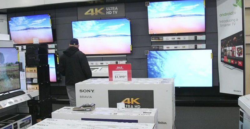 Телевизоры 4K
