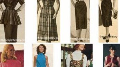 Тест: мода какой эпохи для вас?