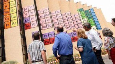 Тест на знание химии и таблицы Менделеева