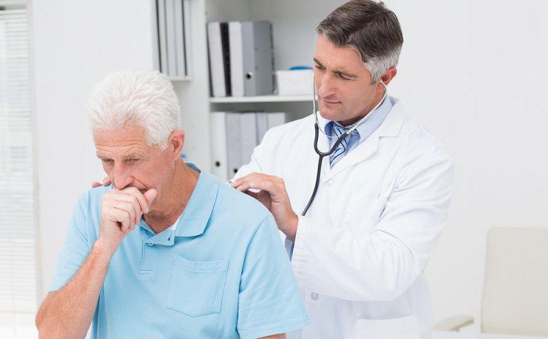 Диагностика кашля при сердечной недостаточности