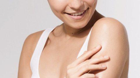 Правильный уход за кожей тела