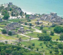 Город Тулум в Мексике: как добраться, город на карте, отели, фото